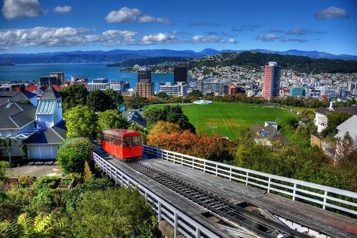 6. Новая Зеландия