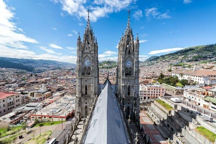 8. Эквадор