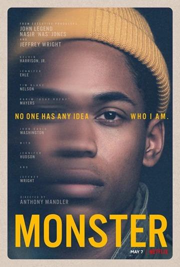 Монстр, 10 место в рейтинге фильмов Netflix 2021