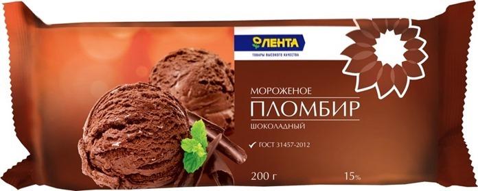 Лучший шоколадный пломбир по версии Роскачества