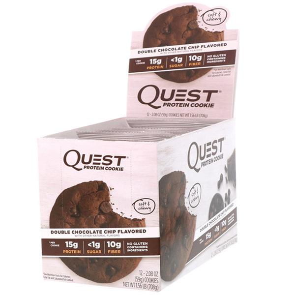 Quest Nutrition, белковое печенье