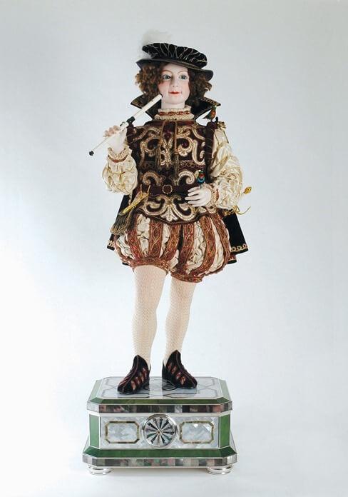 Самая дорогая кукла в мире «L'Oiseleur» – 6,25 млн долларов.