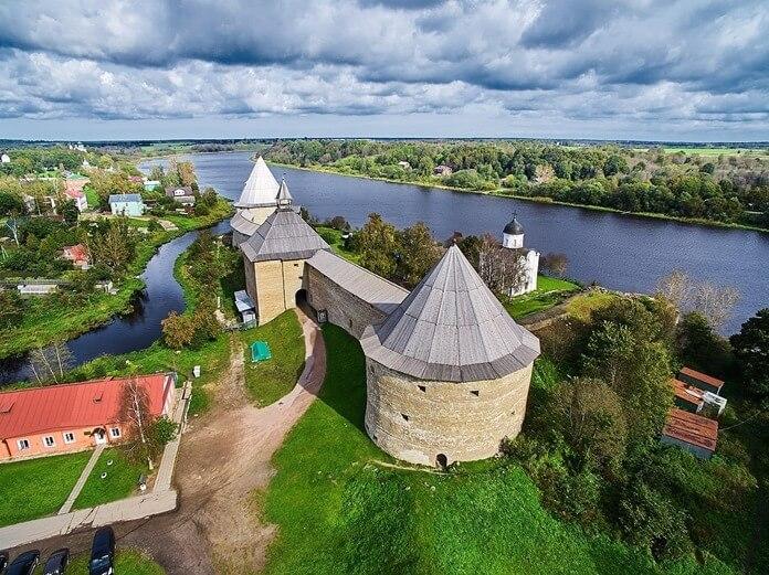 Старая Ладога, старейший из красивых городов России
