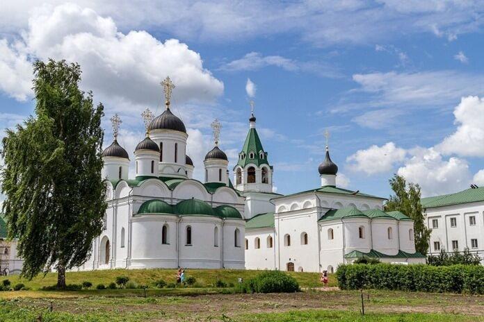 Муром – Самый красивый из старинных городов России
