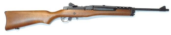 Ruger Mini-14 компактная охотничья винтовка