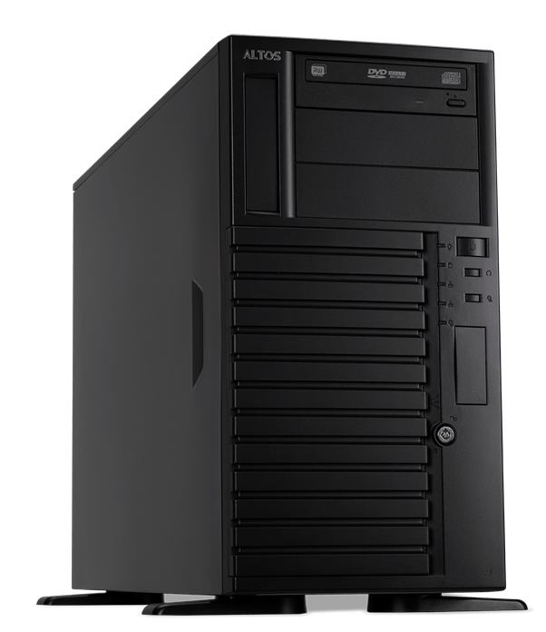 Башенный (Tower) сервер Altos BrainSphere T350