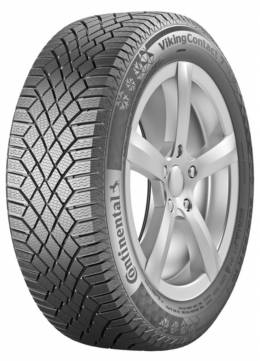 Continental VikingContact 7 лучшие зимние нешипованные шины по результатам тестов
