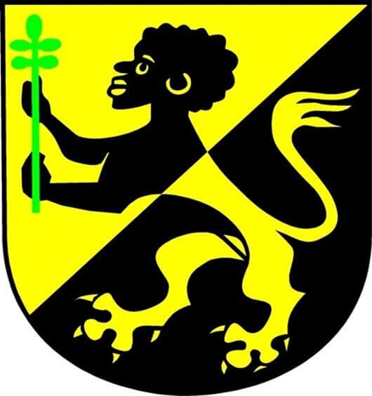 Герб коммуны Абфальтерсбах, Австрия