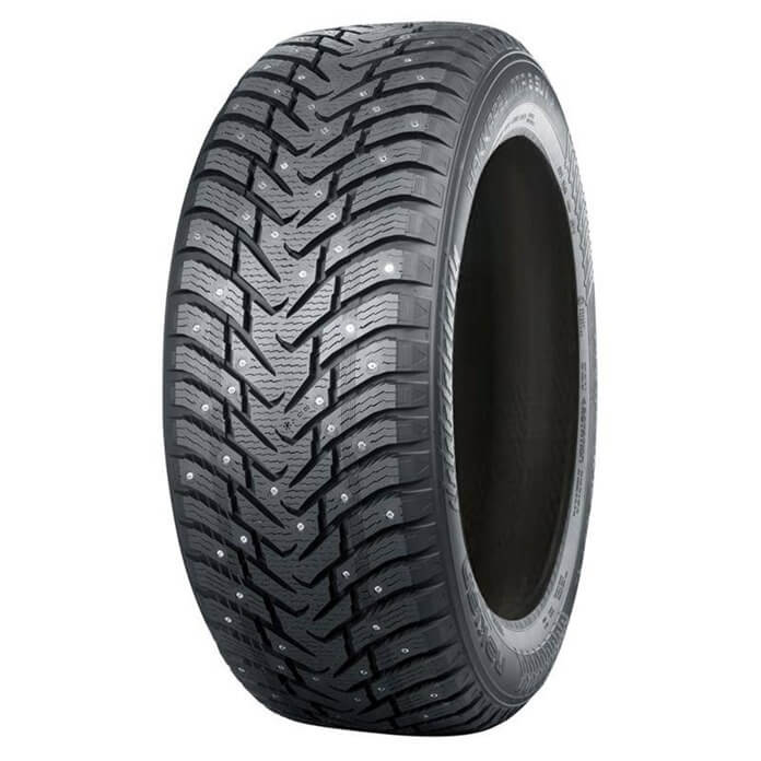 Nokian Tyres Hakkapeliitta 8 среди лучших зимних шин 2021 | BASETOP