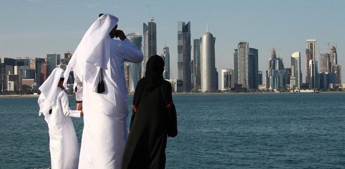 Рейтинг богатых стран Катар | basetop.ru