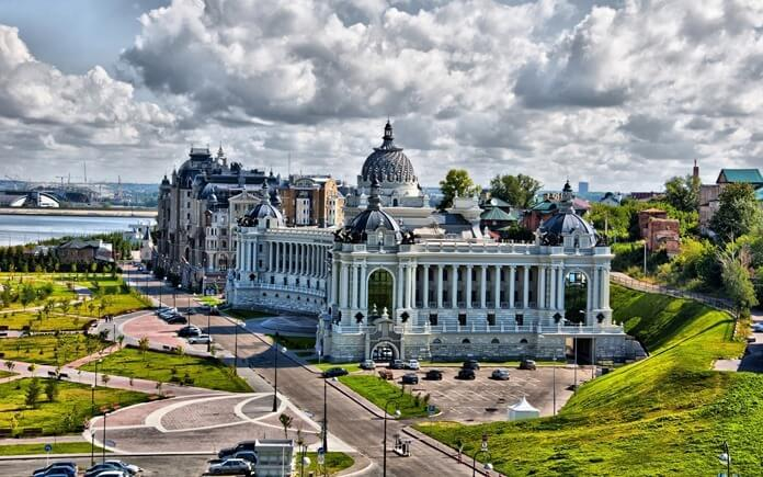 Старый город Казань, Татарстан