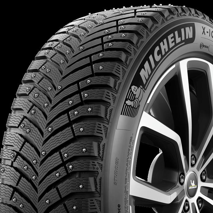 Лучшие зимние шины 2021: Michelin X-Ice North 4 | BASETOP