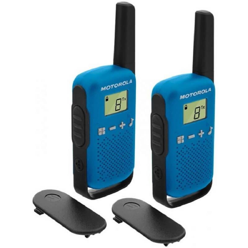 Motorola Talkabout T42 недорогая рация в рейтинге лучших