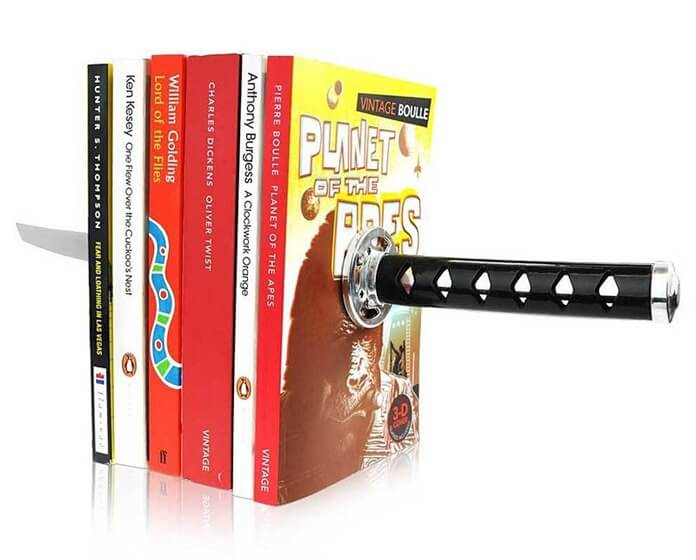 Магнитный держатель для книг «катана»