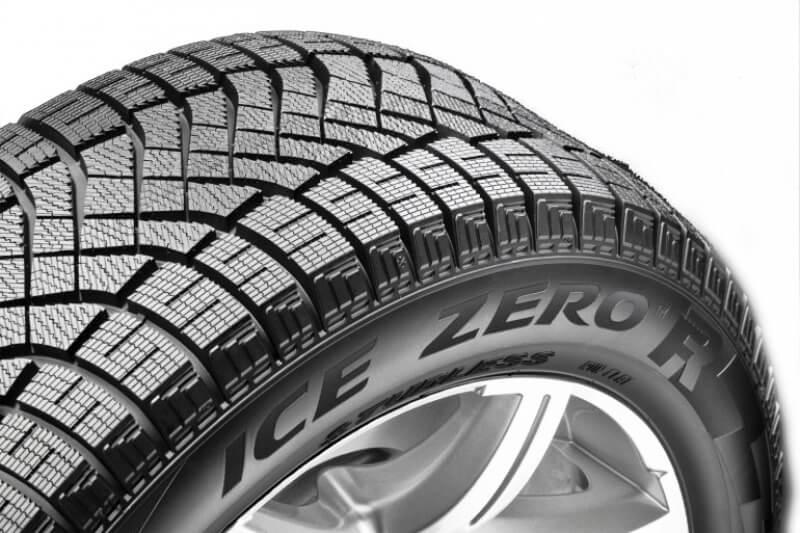 Pirelli IceZero FR зимние фрикционные шины