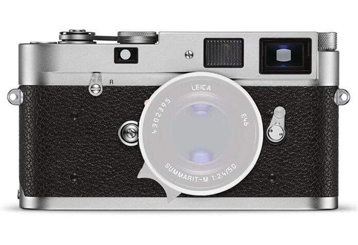 Пленочный фотоаппарат Leica M-A