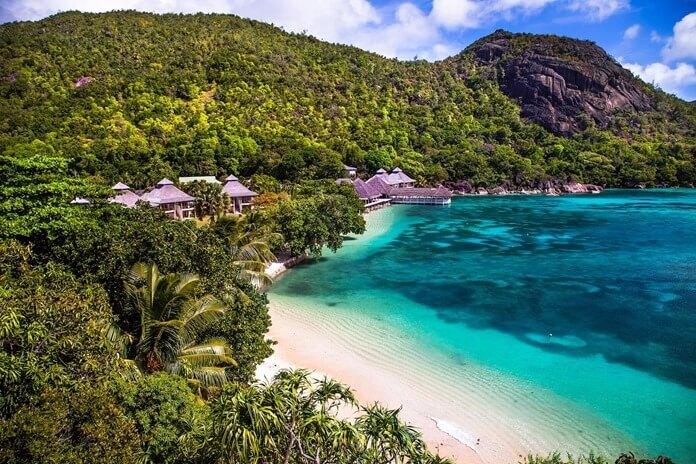 Тропический отдых в октябре: Остров Праслен, Сейшелы
