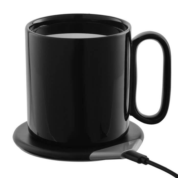Чашка с подогревом Indivo