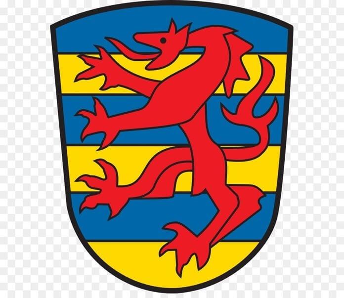 Герб Марксхайма, Германия