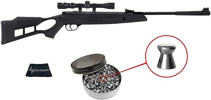 Хорошее охотничье ружье Hatsan Edge Spring Combo