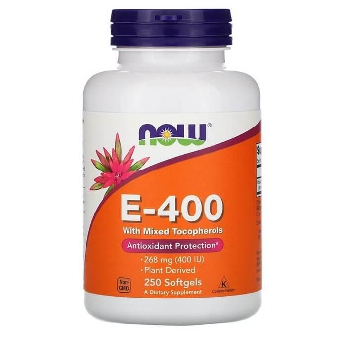 Витамин E улучшает кожу, укрепляет волосы и ногти