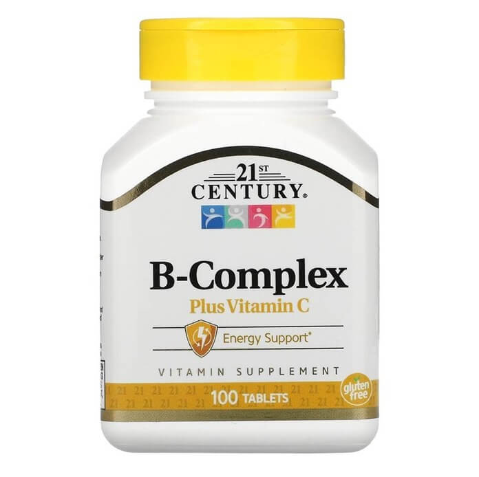 Витамины группы B помогают от осенней депрессии