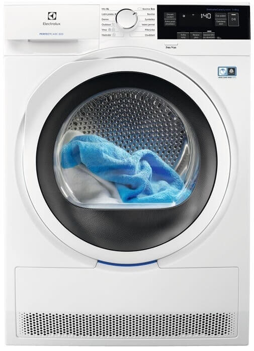 Сушильная машина для белья Electrolux PerfectCare 800 EW8HR458B