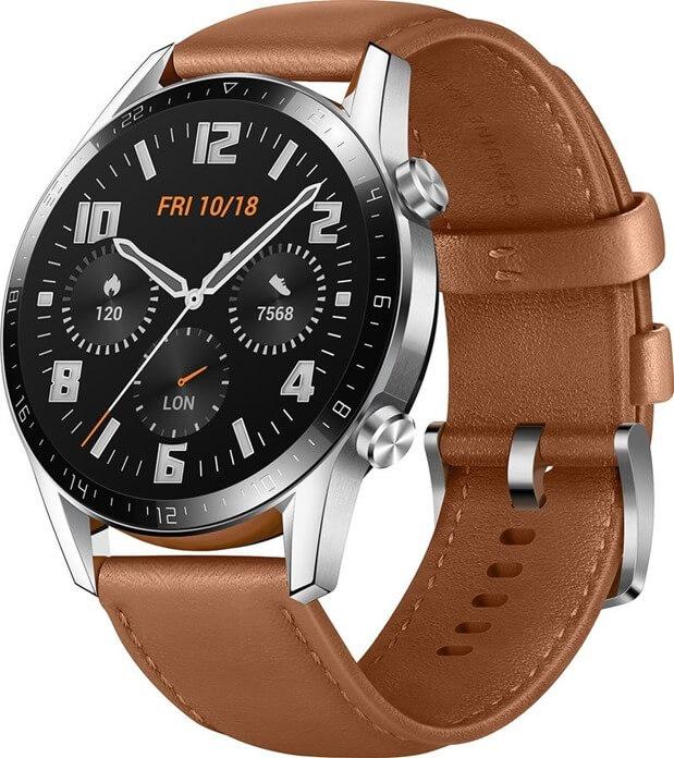 Умные часы HUAWEI Watch GT 2 Classic, замечательный новогодний подарок мужу