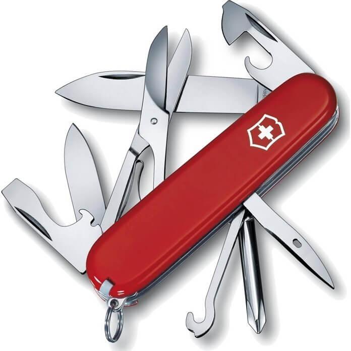 Нож многофункциональный VICTORINOX Spartan ,подарок для настоящего мужчины