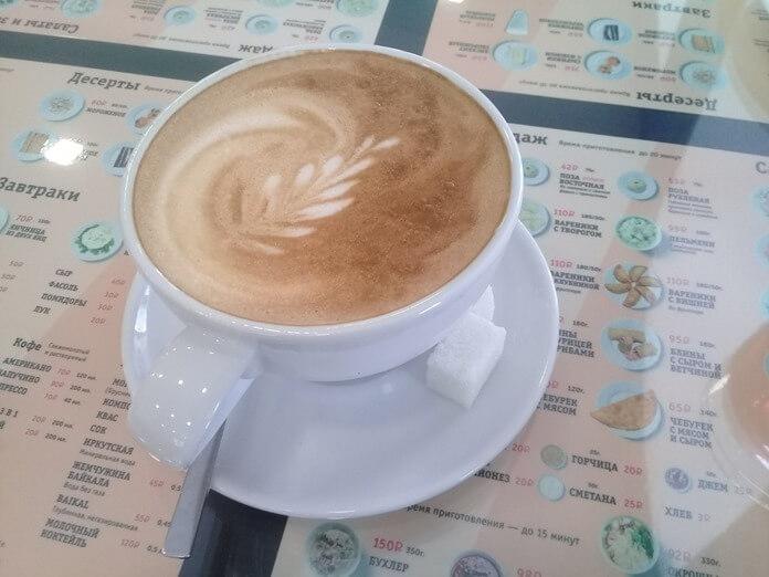Подписка на кофе или чай