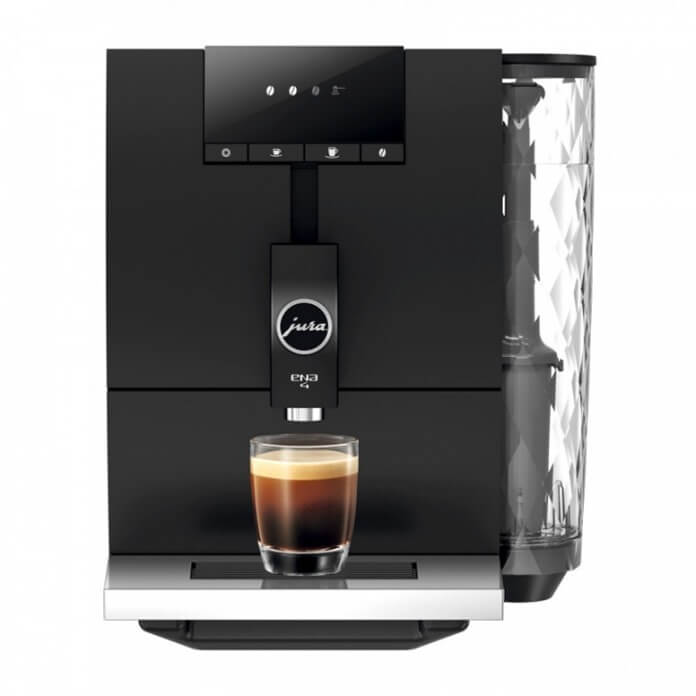 Jura ENA 4 Metropolitan Black (EA) (15344) в Топ-5 кофемашин 2021 года